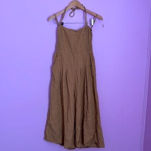 *Tree of life* Halter neck jumpsuit BRAND NEW SIZE SMALL